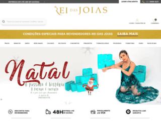 reidasjoias.com.br screenshot