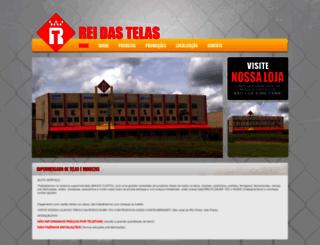 reidastelas.com.br screenshot