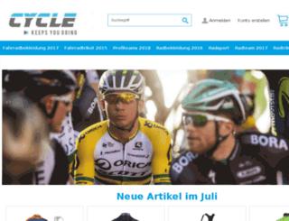 reifen-internetshop.de screenshot