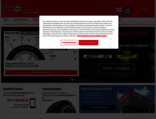 reifen.com screenshot