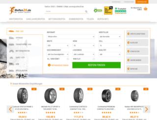 reifen24.de screenshot