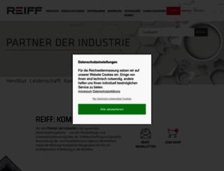 reiff-tp.de screenshot