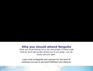 reignitesg.com screenshot