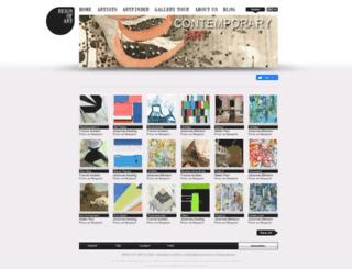 reignofart.com screenshot
