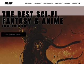 reignofreads.com screenshot