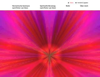 reiki-spirituelles-leben.ch screenshot