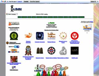reiki.org.ve screenshot