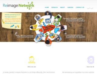 reimagenetwork.com screenshot