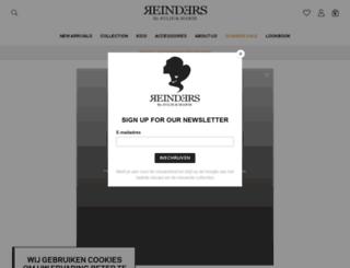 reinders-jm.com screenshot