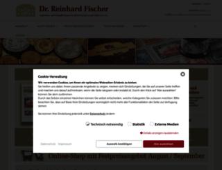 reinhardfischerauktionen.de screenshot