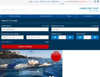 reinhardtborsch.cruiseshipcenters.ca screenshot