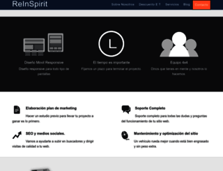 reinspirit.com screenshot