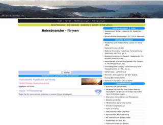 reise-branche.de screenshot