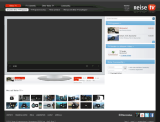 reise-tv.com screenshot