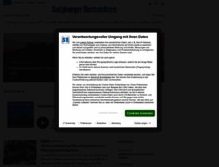 reise.salzburg.com screenshot