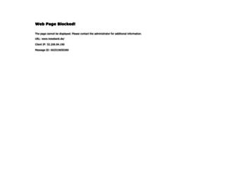 reisebank.de screenshot