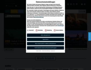 reisedeals.com screenshot