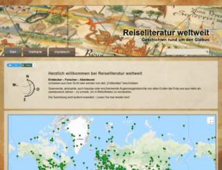reiseliteratur-weltweit.de screenshot