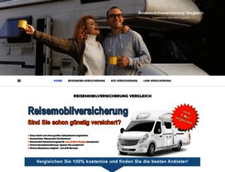 reisemobilversicherung-vergleich.de screenshot