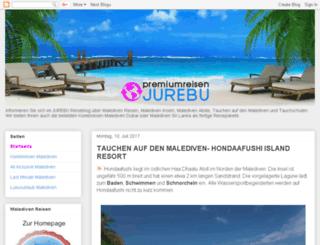 reisen-malediven.blogspot.com screenshot