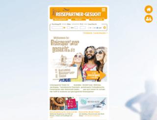 reisepartner-gesucht.de screenshot
