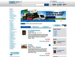 reisgids-kopen.nl screenshot