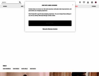 reiss.com screenshot