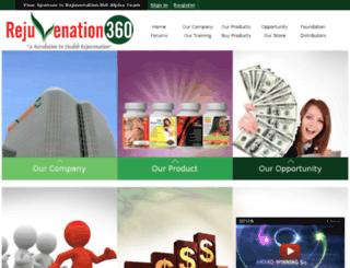 rejuvenation360.com screenshot