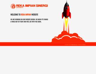 rekaimpian.com screenshot