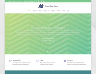 rekansebaya.com screenshot