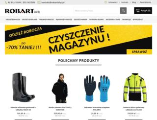 rekawice-robocze.com screenshot