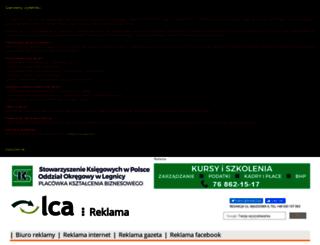 reklama.lca.pl screenshot