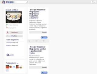 reklambilgileri.blogcu.com screenshot