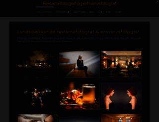 reklamefotograf.net screenshot