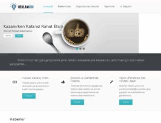 reklamgibi.com screenshot