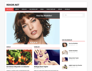 rekor.net screenshot