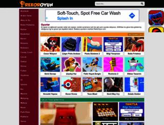 rekoroyun.com screenshot