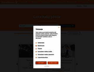 rekrytointi.com screenshot