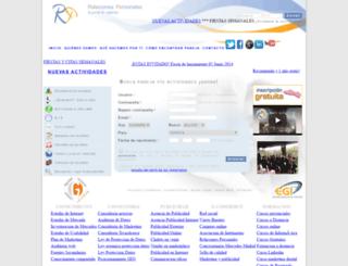 relacionespersonales.org screenshot