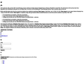 relacje-live.pl screenshot