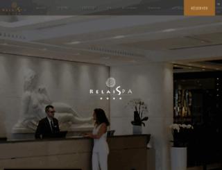 relais-spa.com screenshot