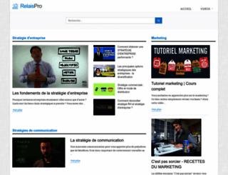 relaispro.com screenshot