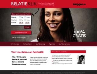 relatieklik.nl screenshot