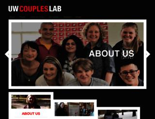 relationships.sohe.wisc.edu screenshot
