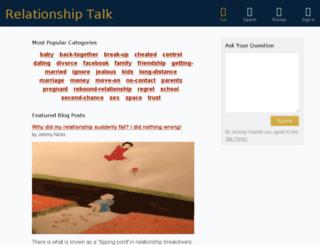 relationshiptalk.net screenshot