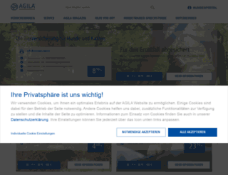 relaunch.agila.de screenshot