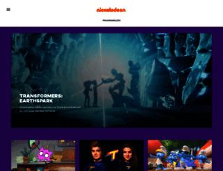 relaunch.mundonick.com.br screenshot