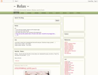 relax-alfahime.blogspot.com screenshot