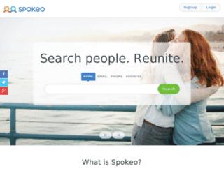 release-staging.spokeo.com screenshot