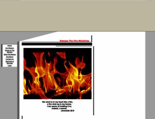 releasethefire.tripod.com screenshot